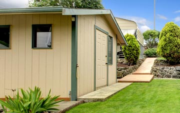 Stockton storage shed costs